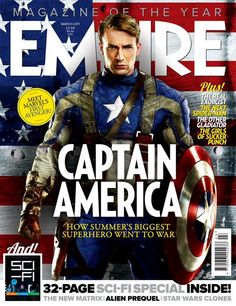 Chris Evans - Empire Magazine Cover [United Kingdom] (March 2011)