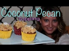 How to make Coconut Pecan Filling w/ @lovelyladycakes