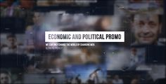 Economic and Political Promo (Broadcast Packages) #Envato #Videohive #aftereffects