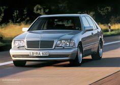 1991-1998 Mercedes W140 S Class