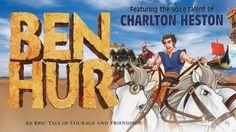 Ben Hur la película animada | 2003 | DVDRip AC3 ESPAÑOL | VS |...
