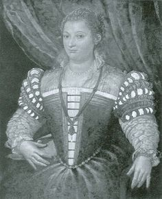 Franceso Montemezzano  Portrait of a Woman