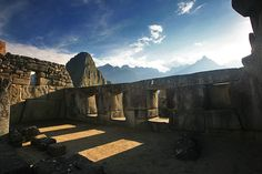 The Temple of the Three Windows, Machu Picchu's Stargate? Located at the Andes mountains in Peru, Machu Picchu is one of the most well known and impressive structures from the ancient world. Located in the southwestern corner of the main plaza we find the Temple of Three Windows. A stone hall 35 feet long and 14 feet wide containing three trapezoidal windows along one wall, a rare feature in Inca architecture. Even more impressing, are the myths, suggesting that this was a real Stargate.