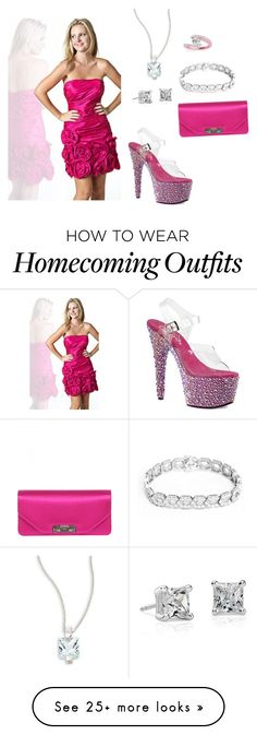 """""""square shape diamonds"""" by mehrak on Polyvore featuring Effy Jewelry, Tiffany & Co., Allurez, Pleaser, Gucci and Blue Nile"""