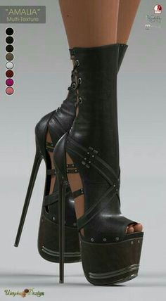 high heels – High Heels Daily Heels, stilettos and women's Shoes Extreme High Heels, Platform High Heels, Black High Heels, High Heel Boots, Heeled Boots, Shoe Boots, Ankle Boots, Women's Shoes, Cute Shoes