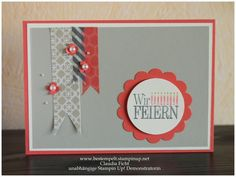 Stampin Up Washi Tapes  Epic Day, Make a Wish, Geburtstagswunsch, Itty Bitty