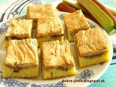 recepty rebarborový koláč - Yahoo Image Search Results