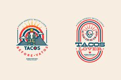 Branding for an authentic mexican taqueria.