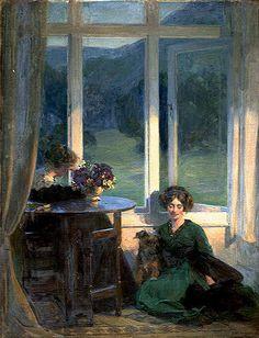 Frank Bramley (English, 1857-1915)