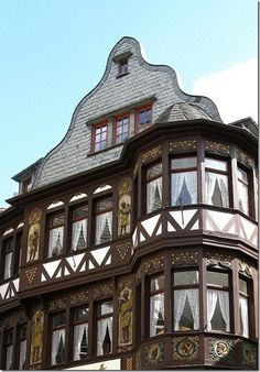 Beautiful and pleasant town of Limburg, Germany (2)