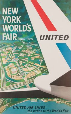 New York World's Fair - United Air Lines