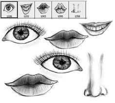 Nice tessArt Handdrawn Eyes Mouths and Nose brush. Handdrawn original tessArt Eyes mouths and nose brush  #eye #eyes #face #features #Lips #mouth #nose #People #pupil Check more at http://psdfinder.com/free-psd/tessart-handdrawn-eyes-mouths-and-nose-brush