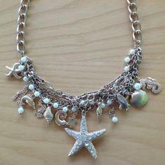 UnikLook Jewelry - Belisama gold charms Necklace earrings set, $24.00 (http://www.uniklook.com/belisama-gold-charms-necklace-earrings-set/)