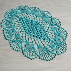 The Number One Marketplace to Buy Crochet Patterns Motif Mandala Crochet, Free Crochet Doily Patterns, Crochet Doily Diagram, Crochet Lace Edging, Thread Crochet, Hand Crochet, Crocheted Lace, Cotton Crochet, Lace Doilies