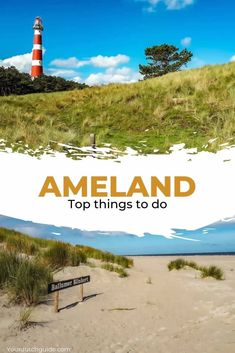Ameland, The Netherlands. Top things to do on Ameland island, The Netherlands. Netherlands, Amsterdam, Travel Inspiration, Dutch, Things To Do, Posts, Island, Explore, Water