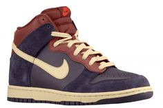 sports shoes f8c74 5e76f Last week, Sneaker News showed you a new Nike Dunk High in Port Wine and  Dark Team Red that resembled the Plum style weve seen reprised a couple  times in ...