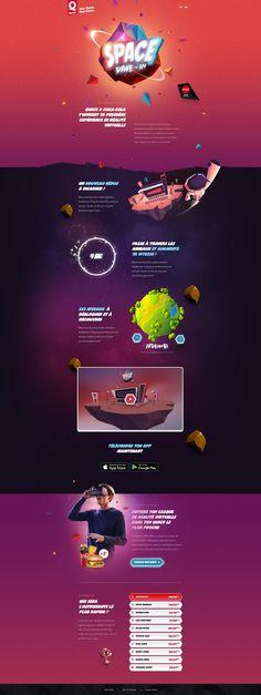 Quick website desktop