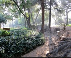 Mill Creek Zanja (sankey) @ Sylvan Park, Redlands, CA www.metronissanredlands.com