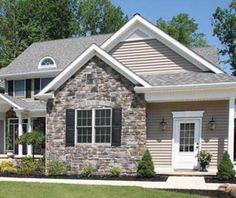 Stonecraft S Manufactured Stone Veneer Delivers Supreme Curb Eal Without The