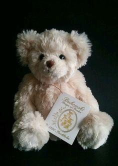 Swedish Teddy Bear Plush Stuffed Animal Toy Barbara Bukowski Baby Ferdinand 27cm #Bukowski #AllOccasion