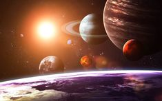 Image result for planets wallpaper free