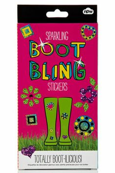 Sparkling Boot Bling Festival Stickers at boohoo.com