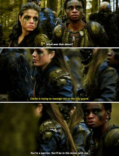 Indra and Octavia