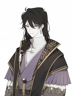 Yang Dowun (Dowun Yang) - The Flower That Was Bloomed By A Cloud - Image - Zerochan Anime Image Board Handsome Anime Guys, Cute Anime Guys, Anime Oc, Anime Hair, Manhwa, Cute Love Pictures, Anime Princess, Boy Character, Chibi