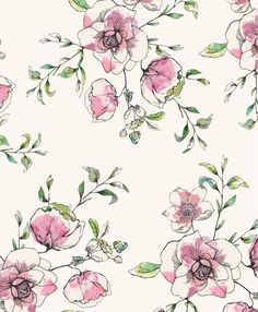 Orchard Blossom Pink | Hackney & Co Más