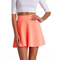 High Waisted Slater Skirt