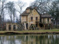 Mill, Queen's Hamlet, Versailles