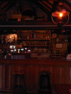 The upstairs bar at Jack Meade's 300 yr old pub, Waterford, Ireland