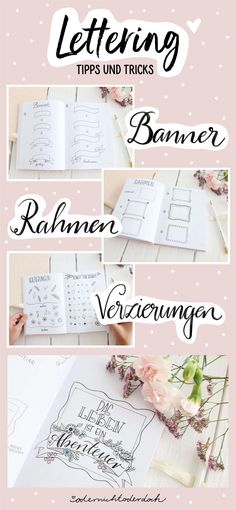 Our labeling tips part 2 # hair . - Unsere Beschriftungstipps Teil 2 Our labeling tips part 2 # hair up Brush Lettering, Hand Lettering, Banner, Stampin Up, Tampons, Bullet Journal Inspiration, Ornament Wreath, Clipart, Amazing Gardens