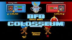 Bloons TD Battles - Playing BFB Colosseum Again