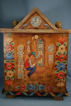 Decorative folk art patterns on pinterest one stroke painting one stroke and tole painting - Decorative painting artists ...