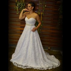 Vestido de Noiva Bruna