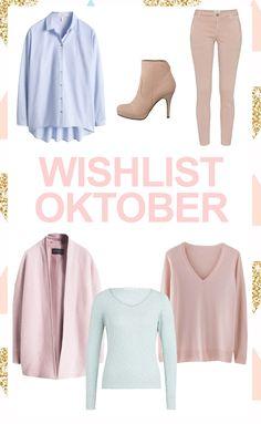 Der #Herbst lässt unsere Herzen höher schlagen! #Pastellfarben eignen sich nicht nur für den #Sommer ♥