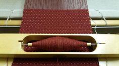 Upholstery fabric design for BMW 501 / Verhoilukankaan suunnittelua BMW 501:een.