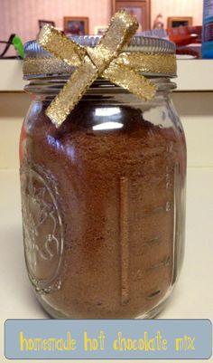 Recipe:  Beverages - Hot Chocolate Mix
