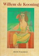 "Willem de Kooning. ""Traces the life of the Dutch-born artist, shows paintings from each part of his career, and discusses the evolution of his style."" Call # N 6537.D43 W35 1987. Margaret M. Bridwell Art Library."