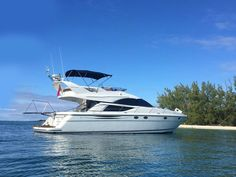 2008 Fairline 50' Fairline Phantom FLY W/ seakeeper 5 Stabilizer - 2 X VOLVO D12 WITH 370 HRS OVER $140,000 in Recent Upgrades and Updates - Yacht Water Delivery Service, Airbrush Designs, Yacht Boat, Small Boats, Sierra Leone, Cool Suits, St Kitts, Volvo, Anime