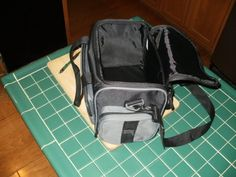 Bag for  qrp station for the park