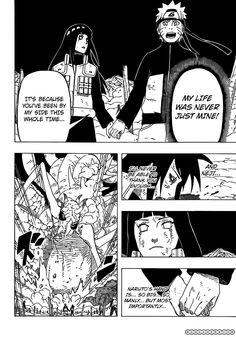 Naruto x Hinata forever. <3
