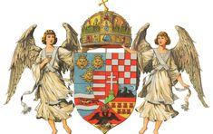 Hungarian Tattoo, Diy Fashion Mens, Hungary History, Angel Cartoon, Kaiser Franz, Holy Roman Empire, Heart Of Europe, Iron Work, Symbolic Tattoos