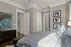 doors Master Bedroom - traditional - bedroom - san francisco - Cardea Building Co.