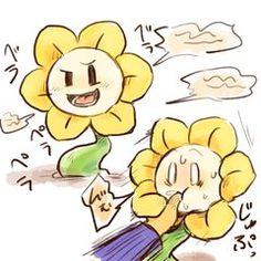 Flowey Undertale, Undertale Puns, Flowey The Flower, Toby Fox, Best Games, Game Art, Geek Stuff, Photograph, Anime