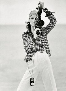 1970's fashion. @Deidra Brocké Wallace