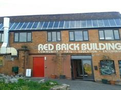 The Bocabar @ The Red Brick Building, Glastonbury Glastonbury Somerset, Hippy Life, Brick Building, Red Bricks, Places To Eat, Jazz, Wedding Venues, This Is Us, Outdoor Decor