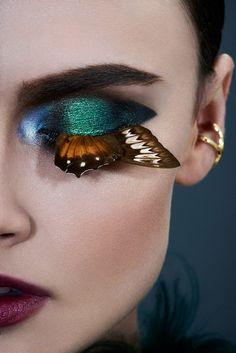 Zuzana Gregorova by Jamie Nelson for Vogue Portugal September 2016