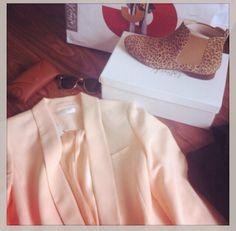 • rayban  • shoes of gallery lafayette  • veste promod